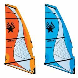 Windsurfen 2021 EZZY Hydra Foil und Freeride