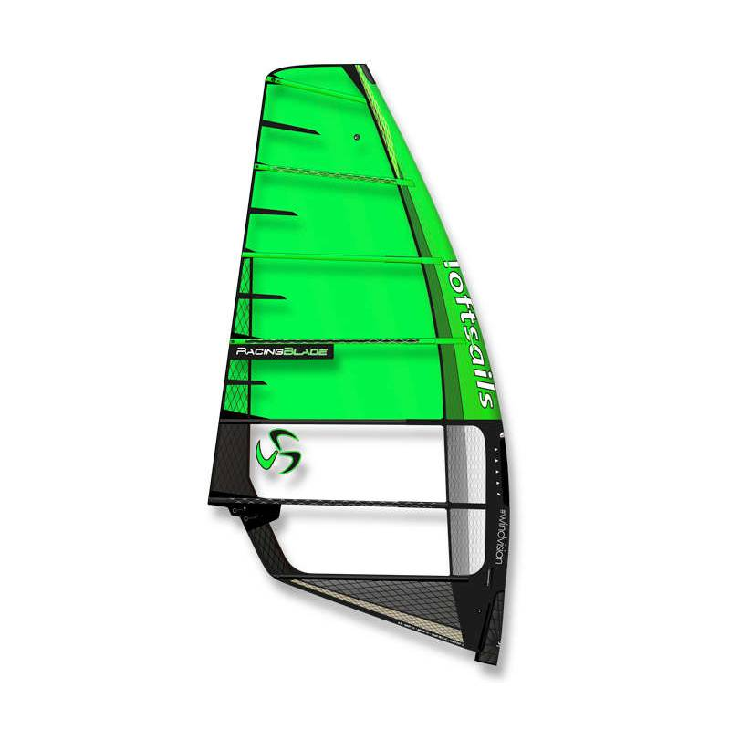 Windsurfen 2021 Loftsails Racingblade Slalom unlimited