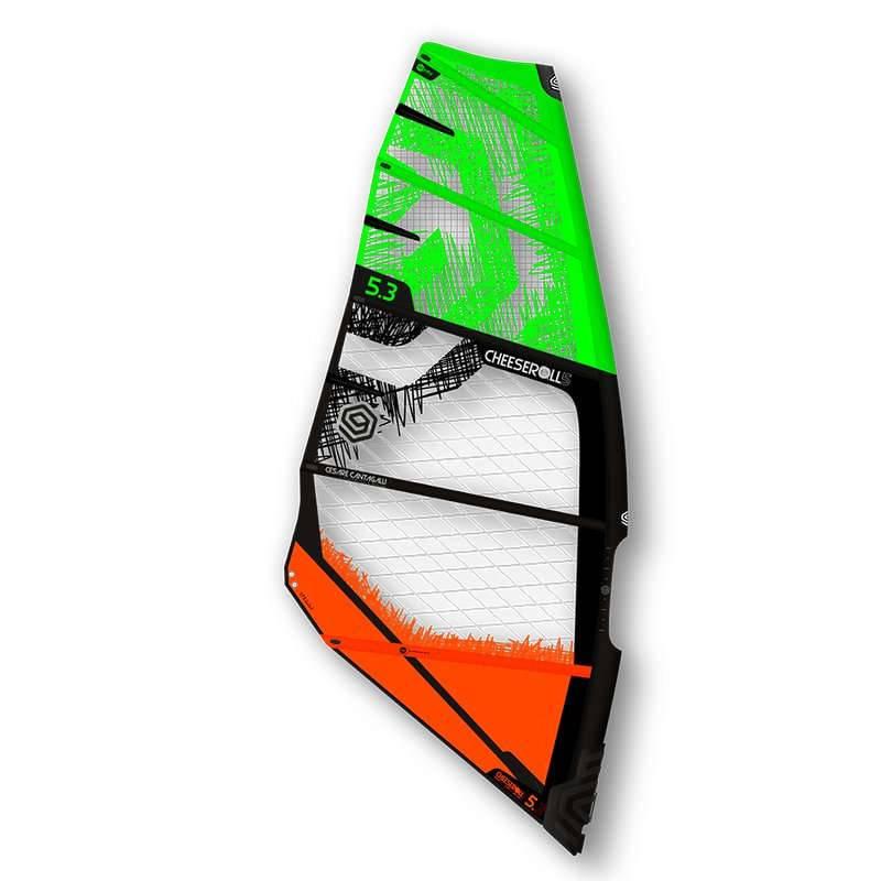 Windsurfen i-99 Cesare Cantagalli Cheeseroll 5 Wave Bump & Jump