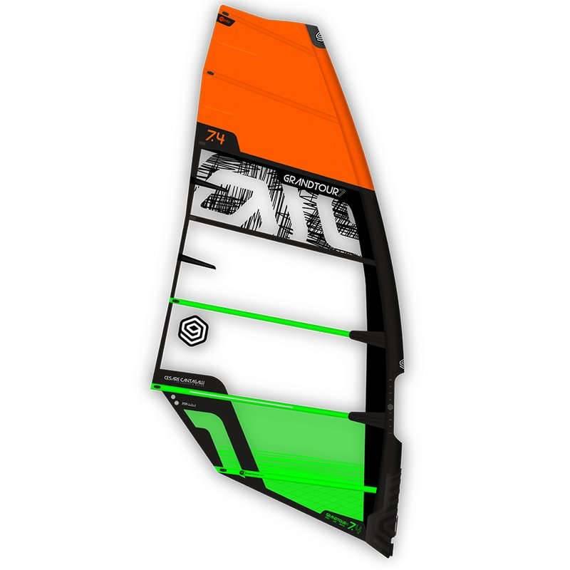 Windsurfen I-99 CESARE CANTAGALLI GRAND TOUR 7 FREERIDE/-Race